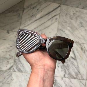 CELINE Butterfly Sunglasses